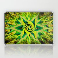 RASTA STAR Laptop & iPad Skin