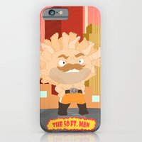 The powerful 50ft. man iPhone 6 Slim Case