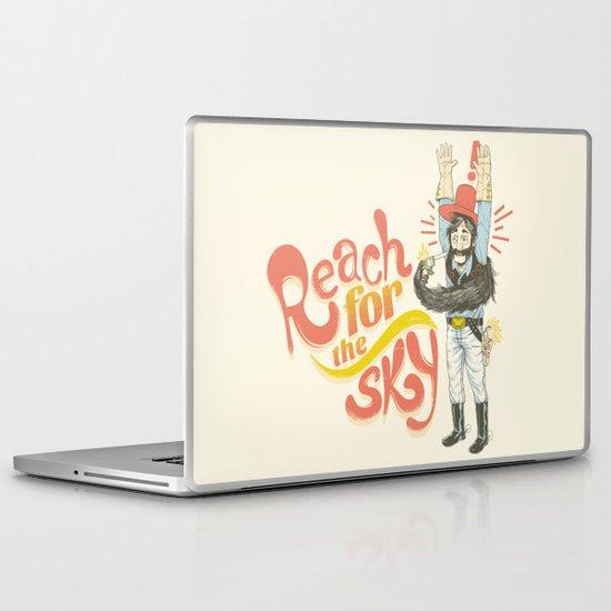 Reach for the Sky Laptop & iPad Skin