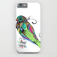 Colorful Bird iPhone 6 Slim Case