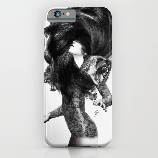 Bear #3 iPhone & iPod Case