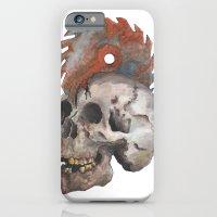 Inked up Skull iPhone 6 Slim Case