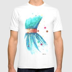 Enchantment  Mens Fitted Tee White SMALL