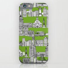 San Francisco green Slim Case iPhone 6s