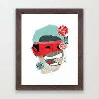 Buy Me!!! Framed Art Print