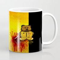 KILL BEAR Mug