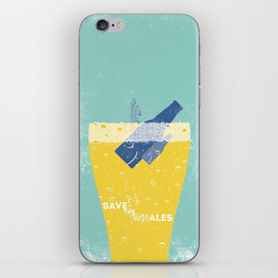 Save the Ales iPhone & iPod Skin