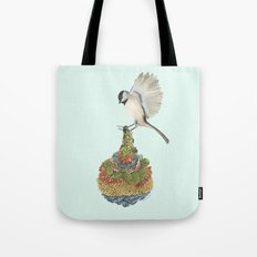Quilted Bundles: The Bird I Tote Bag