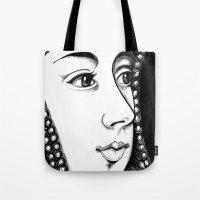 Queen Anne Boleyn Portra… Tote Bag