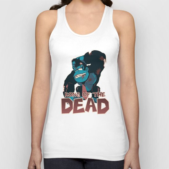 Kong of the Dead Unisex Tank Top