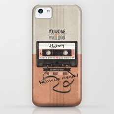 History iPhone 5c Slim Case