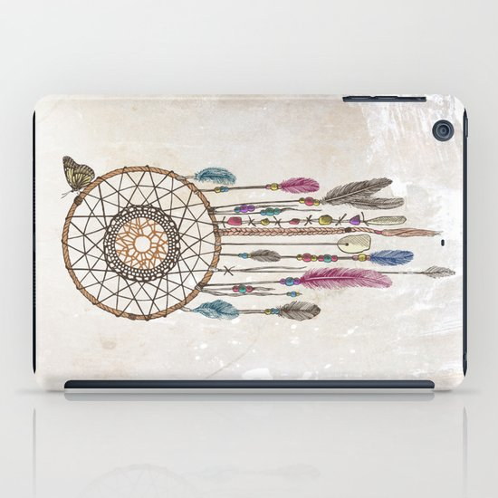 Lakota (Dream Catcher) iPad Case