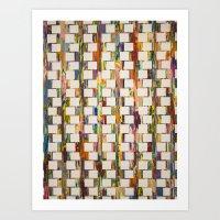 Obsessive Compulsive Zip… Art Print