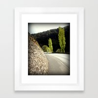 Walhalla Framed Art Print