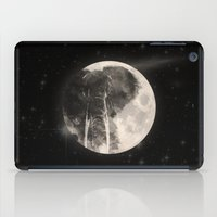 The Elephant in The Moon iPad Case