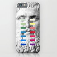 iPhone & iPod Case featuring Sculpture With A Spectru… by Chad Wys