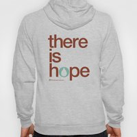 there is hope - blood:water mission  Hoody