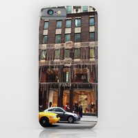 iPhone & iPod Case featuring Fendi New York by Lucrezia Semenzato