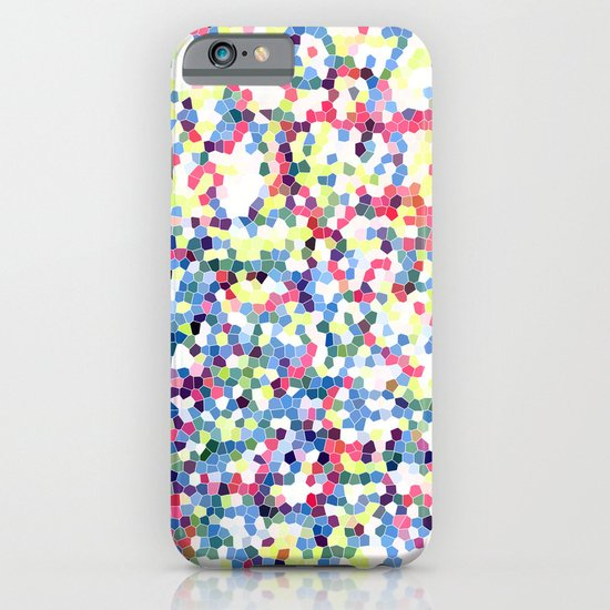 Abstract Hexies iPhone & iPod Case