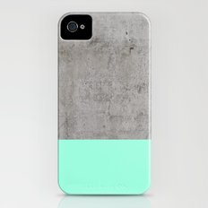 Sea On Concrete iPhone (4, 4s) Slim Case