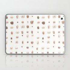 butts Laptop & iPad Skin