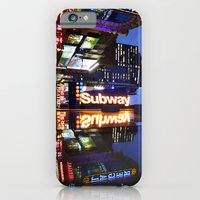'Times Square NYC ~ BRIG… iPhone 6 Slim Case