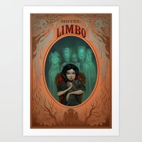 Hotel Limbo Art Print