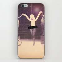 danz trio iPhone & iPod Skin