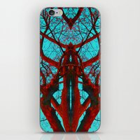 Can you believe what life can come from a tree? iPhone & iPod Skin