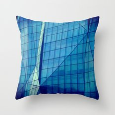 Windows #3 Throw Pillow