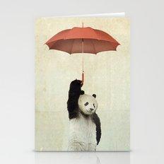 Pandachute Stationery Cards