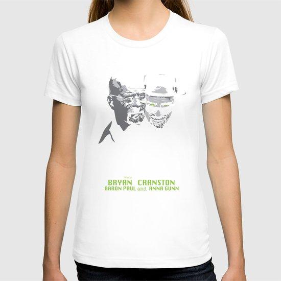 Dr. White and Mr. Heisenberg T-shirt
