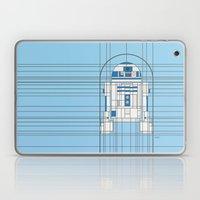 R2D2 Deco Droid Laptop & iPad Skin
