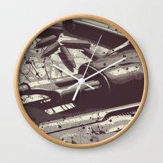 AK 47 Classic Wall Clock