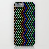 Zig-Zag iPhone 6 Slim Case