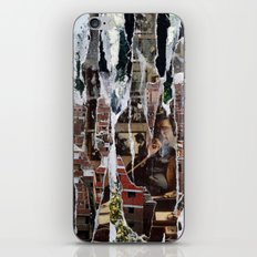 Mahogany/Monogamy iPhone & iPod Skin