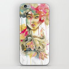 THE MIND IS EVERYTHING. WHAT YOU THINK, YOU BECOME. ~ The Buddha iPhone & iPod Skin
