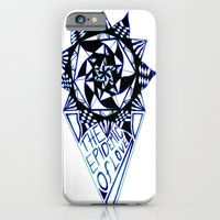iPhone & iPod Case featuring The Epidemic Of Love  by Isa Gutierrez