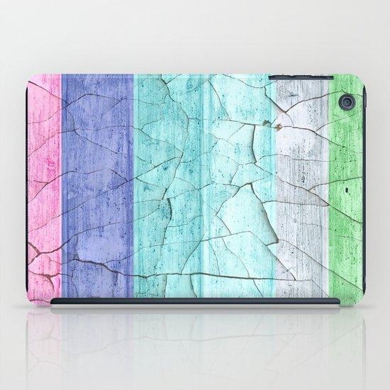 BEACH WOOD iPad Case