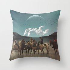 'Montes' Throw Pillow
