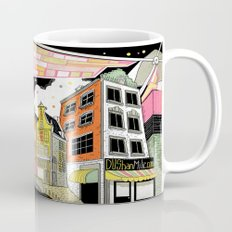 Amsterdam to Hollywood Mug