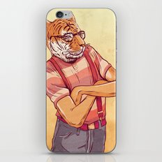 Hipstiger iPhone & iPod Skin