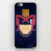 Dredd / Judge Dredd iPhone & iPod Skin