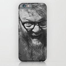 weird. beard. Slim Case iPhone 6s