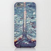 Paris, City Of Lights. iPhone 6 Slim Case