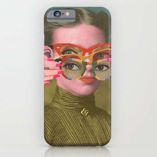 TRIFOCALS iPhone & iPod Case