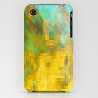 iPhone 3Gs & iPhone 3G Cases featuring pixel pixel by David Mark Lane
