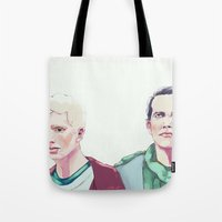 Flesh Tote Bag