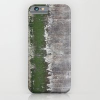 iPhone & iPod Case featuring Clinging to Life by Simbiotek