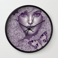 Awe Wall Clock